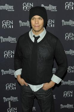 Chaske Spencer at the special screening of &quot;Youth in Revolt.&quot;